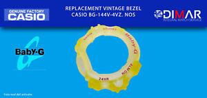 Replacement Vintage Original Bezel Casio BG-144V-4VZ. NOS