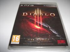 GIOCO PS3 DIABLO COMPLETAMENTE IN ITALIANO SIGILLATO IDEA REGALO SEALED!!!