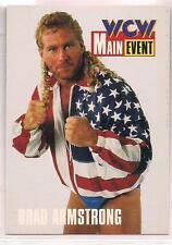 1995 Cardz WCW Main Event Brad Armstrong