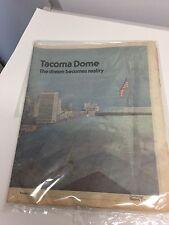 The Tacoma News Tribune ~ TACOMA DOME THE DREAM BECOMES REALITY 1983