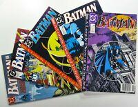 DC Comics BATMAN (1990-90) #441 442 443 444 445 Copper Age LOT Ships FREE!