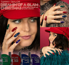 "Tammy Taylor - ""Dreamin' of a Glam Christmas!"" Soak off Gel Polish Collection"
