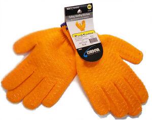 Marine Sports Honeycomb Lobster Gloves Medium Orange