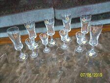 Schott Zwiesel Cristallerie Germany Wine Glasses Goblets Sektkelche 10 Pieces