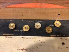 12 Gauge shot gun shell Magnets-Brass