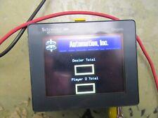 schneider electric hmistu655 operator interface panel dc24v 5w [4*L-15.5]