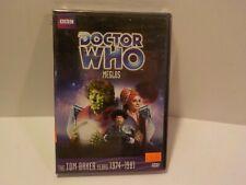 N *Brand New & Sealed* Meglos Doctor Who Dvd Oop Tom Baker