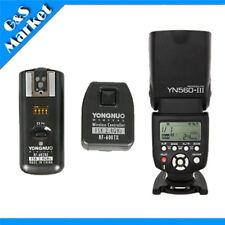YongNuo YN560III Flash Light+RF-602 2.4GHz Wireless Remote Flash Trigger f Nikon