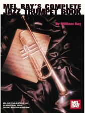 Complete Jazz Trumpet Learn to Play Christmas Present Gift MUSIC BOOK Trumpet