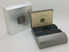 1999 Royal Canadian Mint $100 Gold Proof Coin Metal Gray Wood Empty Box COA