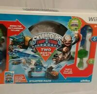 Skylanders Trap Team Starter Pack Nintendo Wii Factory Sealed Activision