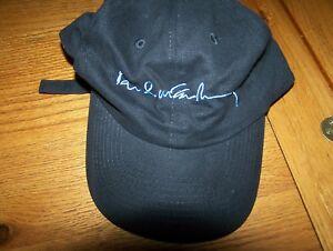 Paul McCartney [The Beatles,] Back in The World Tour Baseball Style Cap.