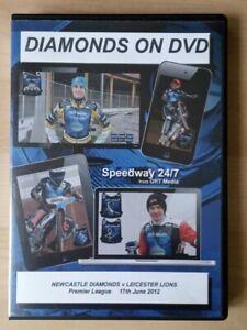 Newcastle v Leicester 17 June 2012 Speedway DVD