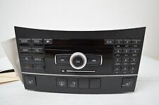 10 11 12 13 MERCEDES-BENZ E350 RADIO 6 CD PLAYER NAVIGATION MAP TESTED T42#014