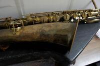 Vintage Selmer U.S.A Baritone Saxophone with Case