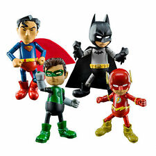 Herocross Justice League Mini Hybrid Metal Action Figure Set NEW Collectibles