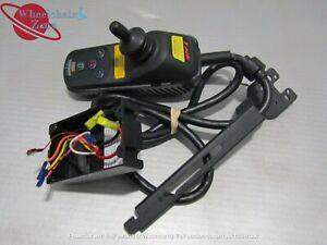 HOVEROUND MPV4 JOYSTICK D50417.04 W/ JOYSTICK  MOUNT POWER WHEELCHAIR.