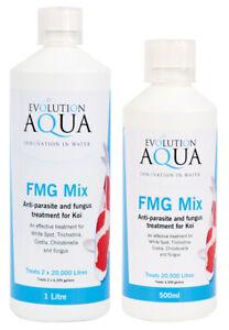Evolution Aqua Med FMG Mix Anti-parasite and fungus treatment for Koi 1000ml