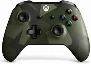 Official Microsoft Xbox One Wireless Gaming Controller Armed Forces Special Ed