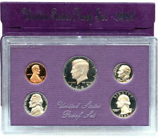 1985 S Proof Coin Set United States Mint