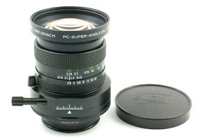 【TOP MINT】Schneider PC SUPER ANGULON 28mm f2.8 MC Lens for MINOLTA AF from JAPAN