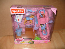 Fisher Price Loving Family NAUTICA Divertente V RARO