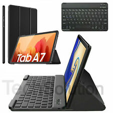 Case Cover For Samsung Galaxy Tab A7 10.4 2020 Keyboard Wireless Bluetooth