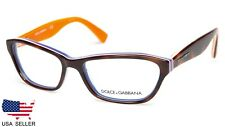 NEW D&G Dolce & Gabbana DG 3175 2765 Tortoise Eyeglasses Glasses 54-16-135 B33mm