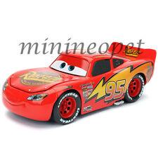 JADA 98099 DISNEY PIXAR CARS MOVIE LIGHTNING MCQUEEN 1/24 DIECAST MODEL RED