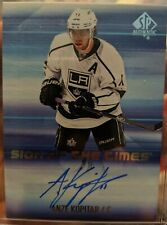 2015/16 SP Authentic Sign Of The Times Auto Anze Kopitar Los Angeles Kings