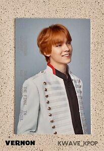 [VERNON] SEVENTEEN 세븐틴 SVT IDEAL CUT THE FINAL SCENE  1P OFFICIAL PHOTO CARD #51