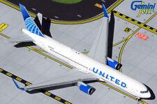"GEMINI JET (GJUAL1921) UNITED ""NEW COLORS"" 767-300ERW 1:400 SCALE DIECAST MODEL"