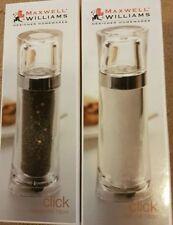 Maxwell & Williams Salts&Pepper Shakers Dinnerware