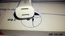 Dual Lightning Adapter iPhone Audio and Charge & Sync 2 in 1 Cable