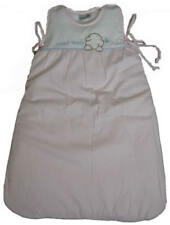 BeBe´s Collection Sommer-Schlafsack 90 cm Sweet-Teddy rosa
