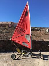 Custom made Land Sailing Surfing Tricycle Sand Yachting Heavy Duty Wind Machine!