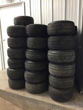 Set of 4 18x8.5-8 used golf cart tires wheels EZGO Club Car Yamaha Free Shipping