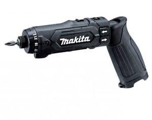 Makita DF012DZB Cordless Pen Type Driver Drill 7.2V BK Body Only Japan Tracking