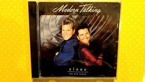 MODERN TALKING  -  ALONE  -  The 8th Album  -  CD  1999  NUOVO E SIGILLATO