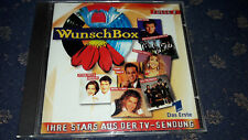 WUNSCHBOX FOLGE 2 Andy Borg, Frans Bauer, André Stade, ua Schlager CD 18 Trx RAR