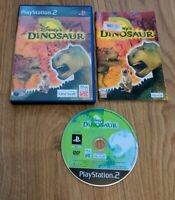 Disney's Dinosaur Sony Playstation 2 PS2 Game Complete with Manual - Free P&P