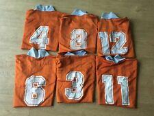 6x Job Lot 1996/97 Blackburn Away Asics Football Shirts