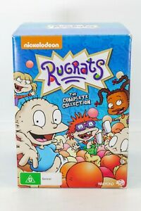 Rugrats The Complete Collector's Edition Series DVD Collection Box Set PAL R4