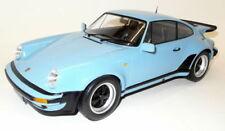 Véhicules miniatures bleus pour Porsche 1:12