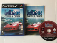 OUTRUN 2006 COAST 2 COAST SONY PLAYSTATION 2 PS2 GAME WITH MANUAL UK PAL VGC