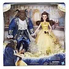 Disney Beauty and the Beast Movie Dolls Set 2017 NEW!! Belle Emma