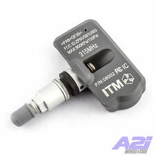 1 TPMS Tire Pressure Sensor 315Mhz Metal for 2010 Chevy HHR