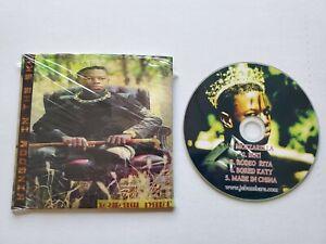 Jabu Mbara - Kingdom IN The Sky Hip Hop Dowtempo Pop (CD) Privé Rare EP