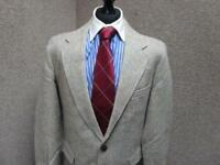 MENS TODAYS MAN 42L HARRIS TWEED LINED JACKET / REF A19 578