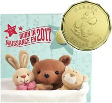 2017 Canada Baby Gift Set of Coins